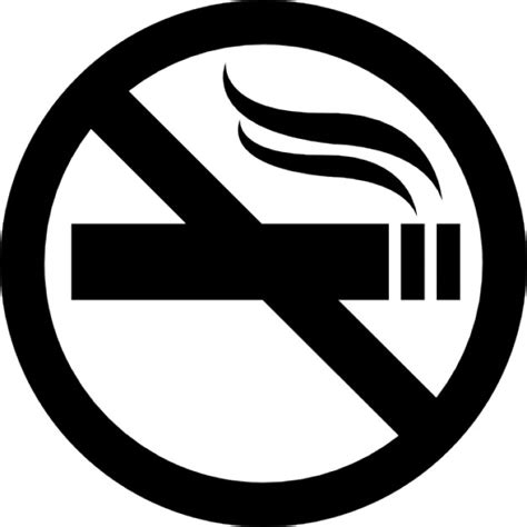 no smoking sign free vector no smoking sign icons free download
