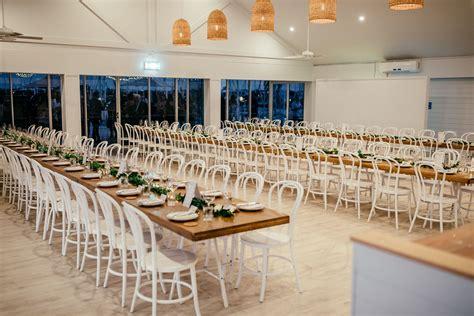 Wedding reception at Pier 33, Mooloolaba   Reception