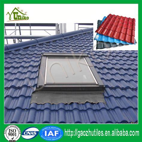 Plastik Atap tahun jaminan plastik pvc atap genteng rumah modern jenis