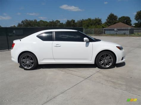 scion tc white white 2012 scion tc standard tc model exterior photo