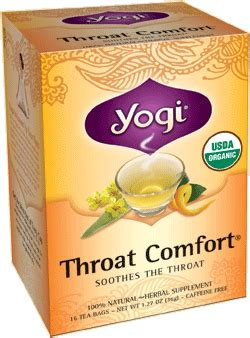 yogi throat comfort 6 teas to help fight winter colds