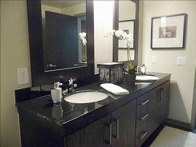 veneer bathroom cabinets contemporary bathroom