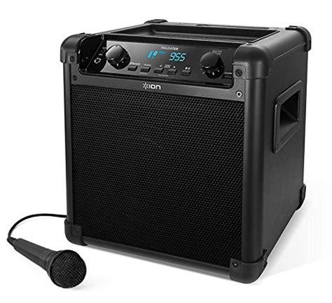 ion audio tailgater ipa portable bluetooth pa