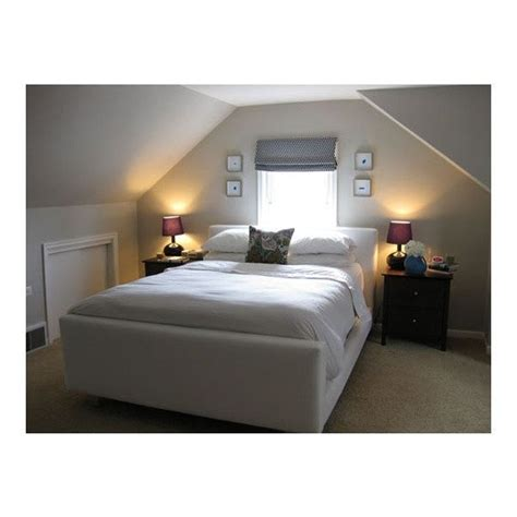 slanted ceiling bedroom 20 best images about how to decorate a slanted wall attic