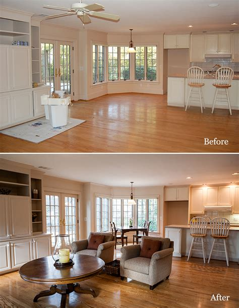 staging before and after before and after home staging project act two home staging