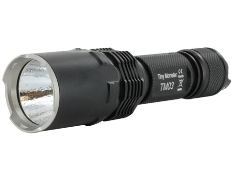 Nitecore Tm03 Tiny Senter Led Cree Xhp70 2800 Lumens nitecore tiny tm03 flashlight cree xhp70 led 2800 lumens includes 1 x imr18650