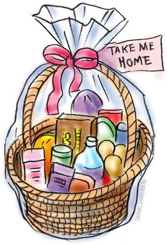 coloring book gift basket gift basket clipart sportekevents
