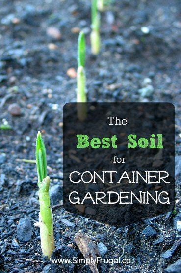best potting mix for container gardening the best soil for container gardening container