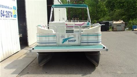 pontoon boats for sale elkhart in new and used boats for sale on boattrader boattrader