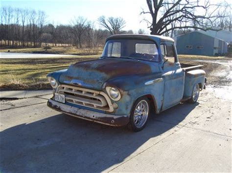 1957 chevy 3100 custom truck for sale 1957 chevrolet 3100 for sale