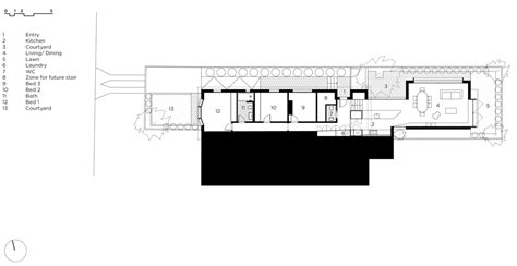 ben rose house floor plan sydney terrace house floor plan