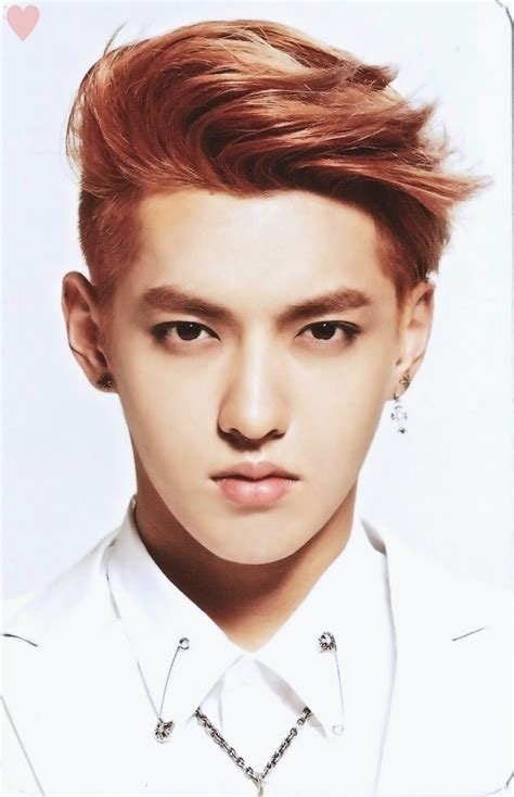 What Kristopher Is 2 by Yehet Photo Scan Hq Exo M Overdose Photo Card