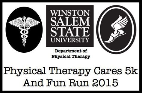 therapy winston salem nc physical therapy cares 5k march 28 2015 winston salem state