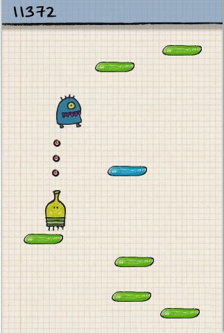 doodle jump start canon ten addicting for your iphone or mac tricks