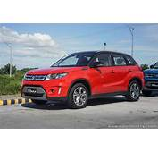 The Comeback Kid Driving Smaller 2018 Suzuki Vitara