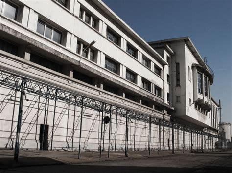 Apartment Office De Ploeit Centrale Centrale Electrique De Gennevilliers Lepetitmartien