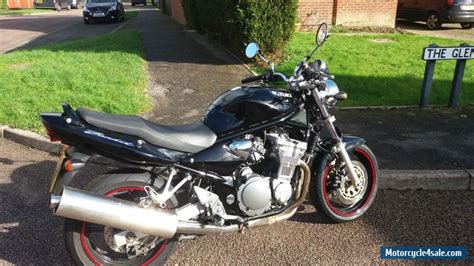 Suzuki Bandit 600 Black 2004 Suzuki Gsf 600 K4 For Sale In United Kingdom