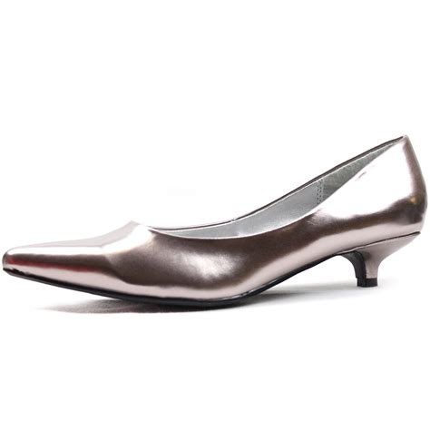 womens kitten heel dress shoes is heel