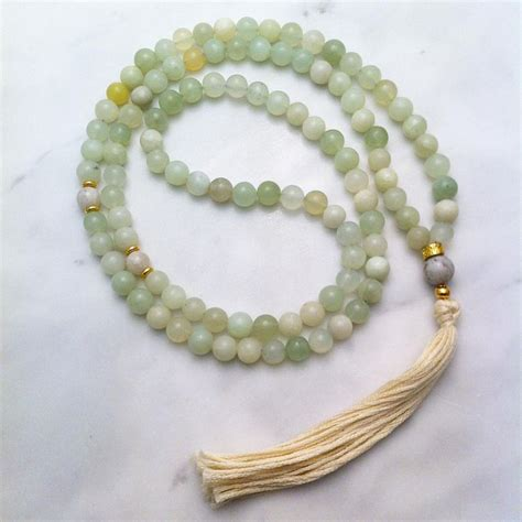 jade mala meaning mala jade happiness mala for and meditation