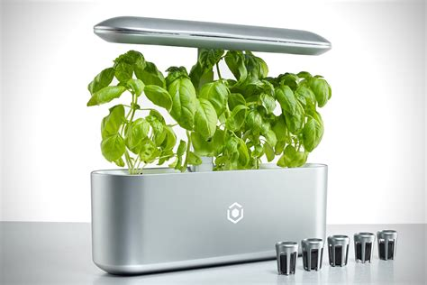 Smart Planters by Byte Smart Planter Hiconsumption