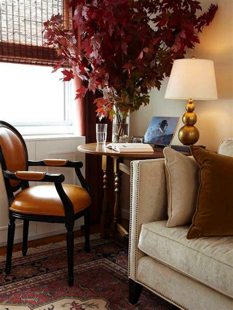 decoration maison pas cher d 233 coration pas cher avec des feuilles d automne