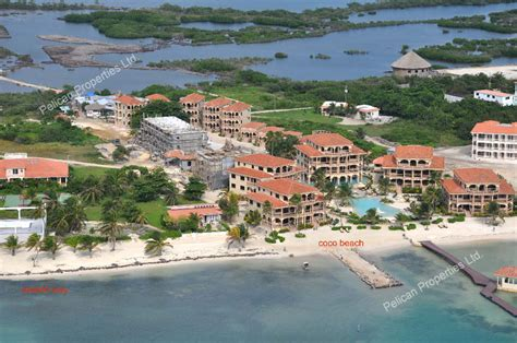 coco resort belize map from the bridge heading aerial photos of the coast