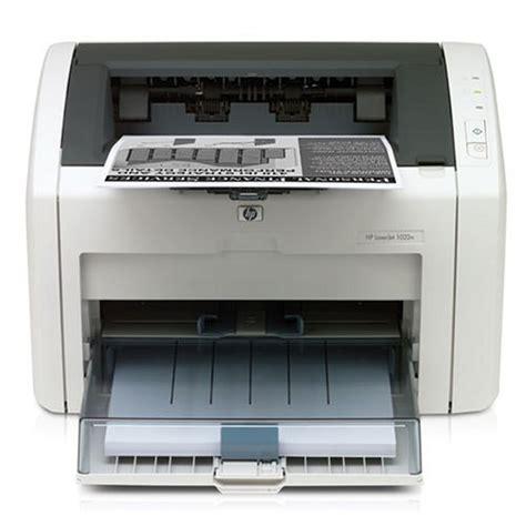 Toner Laserjet 1022n brand new hp laserjet 1022n monochrome network laser printer better than 1022 ebay