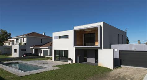 Plan Maison Moderne Contemporaine by Maison Moderne Bretagne