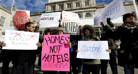 airbnb york new york lawmakers look at how airbnb affects nyc
