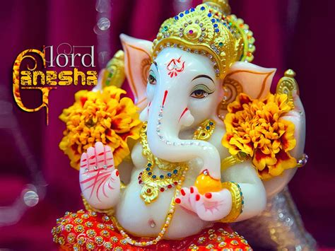 lord ganesha desktop hd wallpaper  mobile phones  computer  wallpaperscom