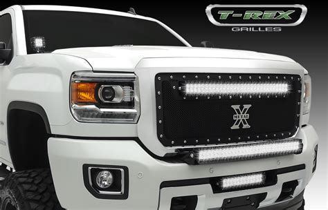 led can light inserts 2015 gmc sierra 2500 hd 3500 hd torch series led bumper