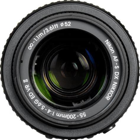 Nikon Af S 55 200mm F 4 5 6g Ed Dx nikon af s dx nikkor 55 200mm f 4 5 6g ed vr ii skroutz gr