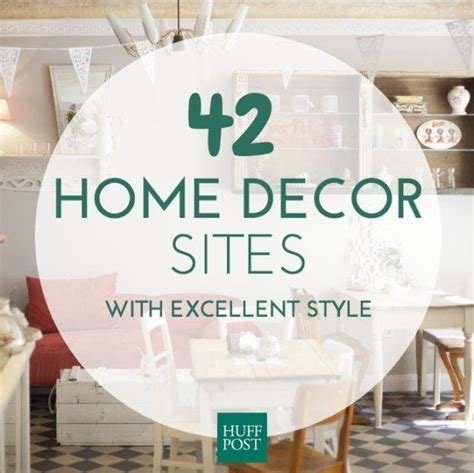 best online home decor sites 25 best home decor store ideas on pinterest