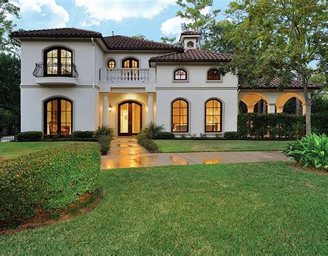 mediterranean house plans with photos 2018 charming mediterranean style home for sale in houston houston chronicle