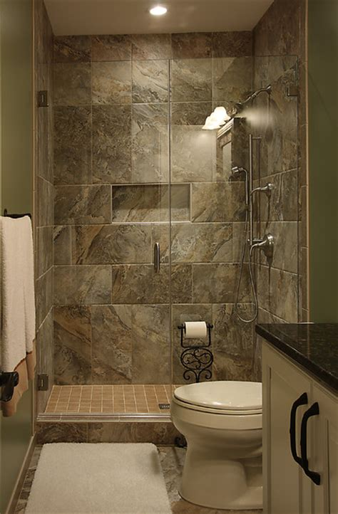 Bathroom Ideas For Basement Basement Bathroom Traditional Basement Dc Metro By Nvs Remodeling Design