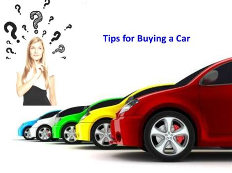 10 Tips On Buying A New Car ten tips for buying a car