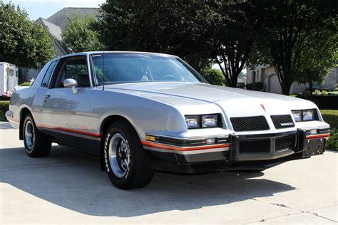 pontiac grand prix 1986 1986 pontiac grand prix classic cars for sale michigan