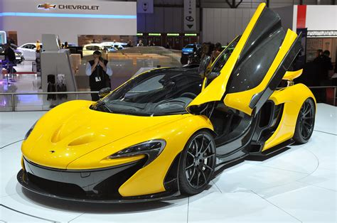 McLaren P1: Geneva 2013 Photo Gallery   Autoblog