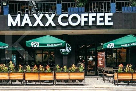 Coffee Di Maxx Coffee lpin target kelola 150 gerai maxx coffee di 2017