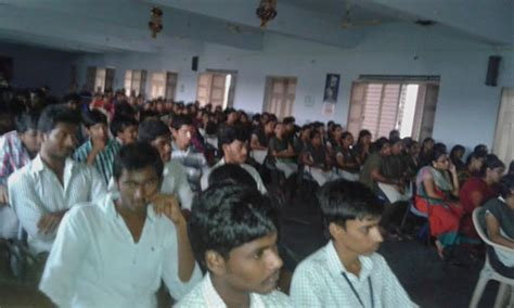 Pharma Mba Colleges In Vijayawada by Mohan Foundation Conducts Awareness Session On Organ