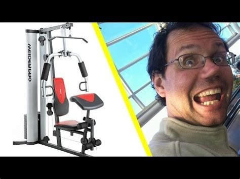 ep 156 weider pro 6900 home unbox setup review