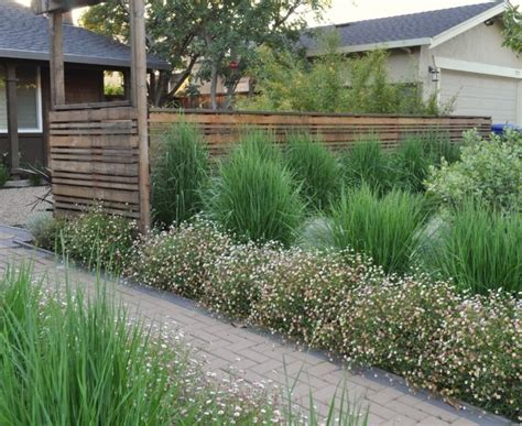 fence ideas front yard bright wooden fences method san francisco contemporary