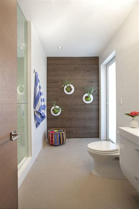 wood accent wall bathroom top bathroom trends set to make a big splash in 2016