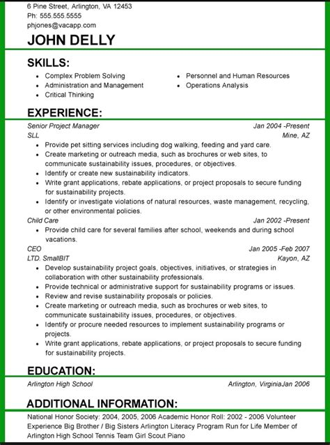 what font should a cover letter be best font size for resume resume badak