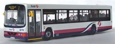 efe zone model   aberdeen volvo bble wright renown  floor single deck bus