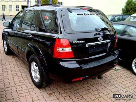 2008 Kia Sorento Manual 2008 Kia Sorento 2 5 Crdi Owner 2jh Garantie Car