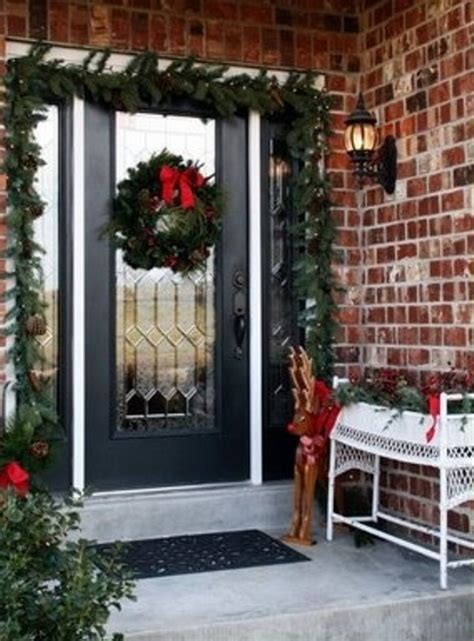 38 cool christmas porch d 233 cor ideas digsdigs