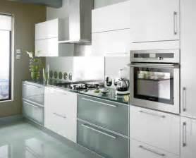 White Gloss Kitchen Designs White Gloss Kitchen Design Ideas Kitchenidease