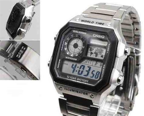 Casio Ae 2000w 1a Original Murah Garansi Resmi Casio 1 Tahun 5 jual casio ae 1200whd 1a baru jam tangan terbaru murah lengkap murahgrosir