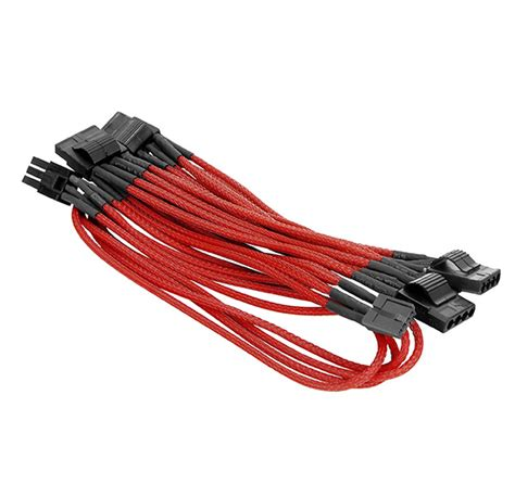 sleeved sata cable thermaltake global individually sleeved sata cable